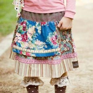 Matilda Jane Gypsy Blue Gretta Skirt Greta 8